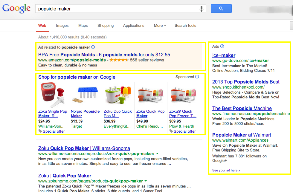 Digital Advertising Google Ads
