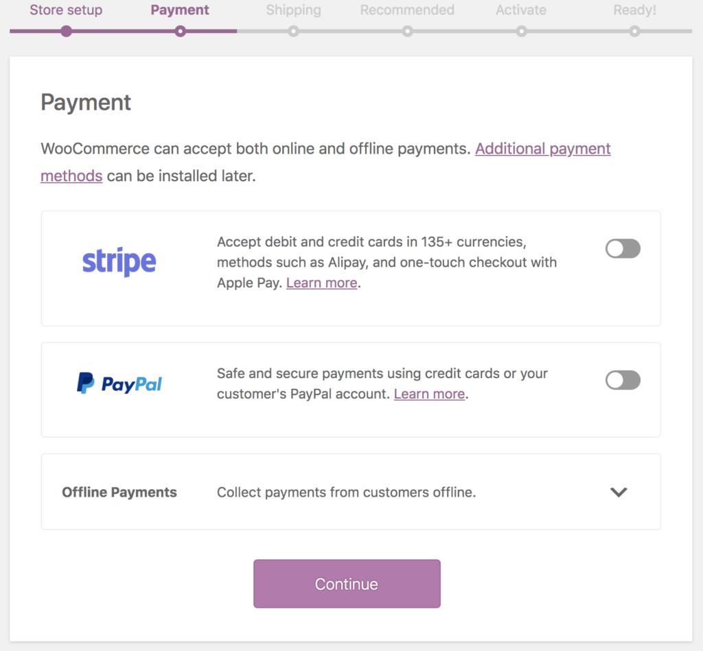 merchant services online